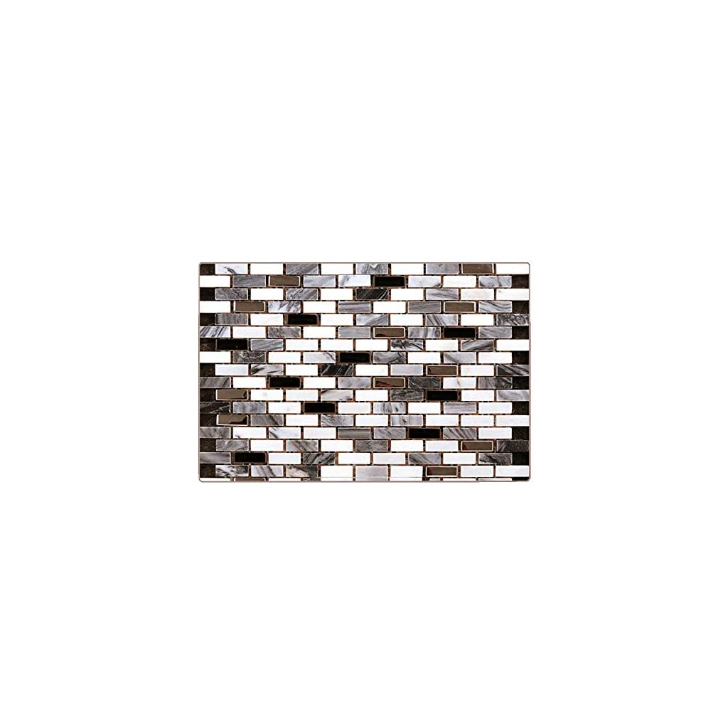 usine authentique bien site autorisé Longra Stickers Papier peint 3D Pierre de brique Effet rustique  Auto-adhésif autocollant Autocollant mural Papier Peint Stickers Imitation  Brique ...