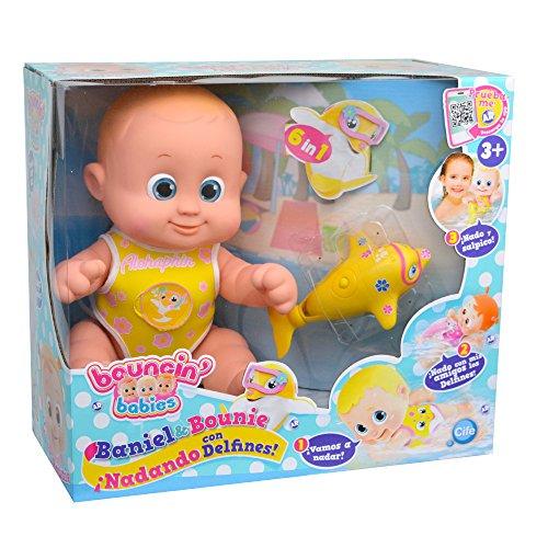 Bouncing Babies - Nadando con Delfines Baniel Chico (Cife 41161)