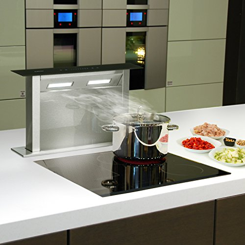 Klarstein Royal Flush Downdraft • Cappa Aspirante da Cucina a ...