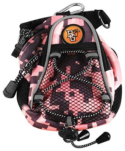 LinksWalker Bowling Green Falcons-Mini Tag Stück Digi Camo, Pink/Camo, One Size