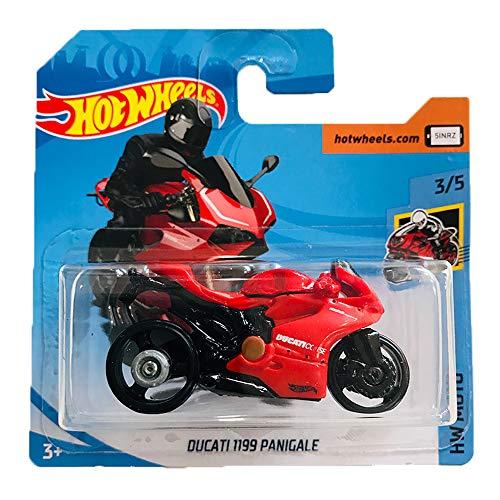 Hot Wheels Ducati 1199 Panigale HW Moto 3/5