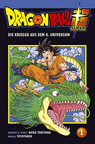 Dragon Ball Super 1 (Buch 4 Ball Dragon)