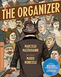 Criterion Collection: The Organizer [Blu-ray] [1963] [US Import]