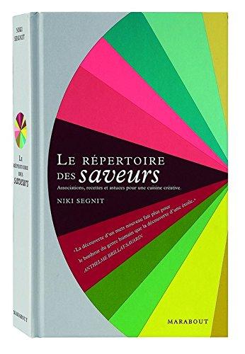 LE REPERTOIRE DES SAVEURS--MT816004