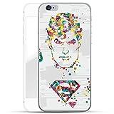 Justice League Série Coque Pour Iphone - Superman facebook pixel, Iphone 6 Plus / 6S plus