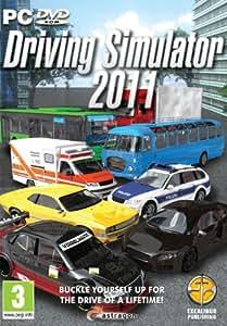 Driving Simulator 2011 [import anglais]
