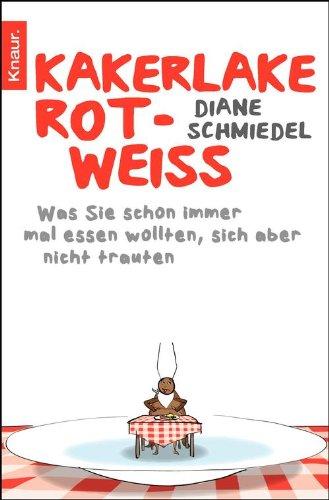 Buchseite und Rezensionen zu 'Kakerlake rot-weiß' von Diane Schmiedel