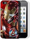 Age of Ultron - Iron Man Lentucular iPhone 5/5s Case