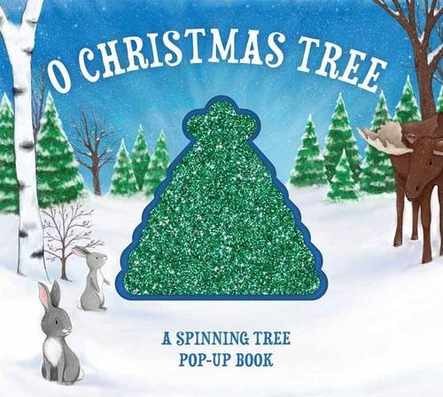 O Christmas Tree: A Spinning, Light-Up Pop-Up Book