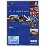Navteq Navigationssoftware Deutschland + Hauptverkehrsstrassen Westeuropa 2009/2010 für VDO Systeme Non CIQ (ohne Supercode)