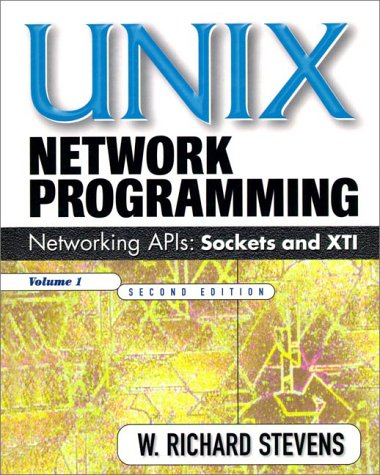 Unix Network Programming, Volum 1 (Prentice Hall (engl. Titel))