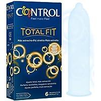 Control Total Fit - 6 engere Kondome preisvergleich bei billige-tabletten.eu