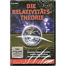 Die Relativitätstheorie (PC-CD-Rom), Einsteins Ideen interaktiv erklärt zum leichten Verständnis für Jedermann