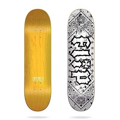 """Flip HKD Bandana White 8.5"""" Skateboard Deck"""