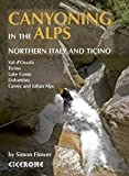 Canyoning in the Alps: Northern Italy and Ticino