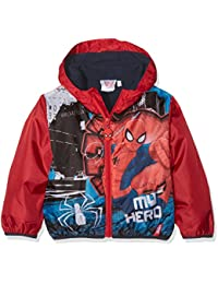 DC Comics Boy's Spiderman My Hero Coat
