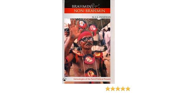 non brahmin movement in western india