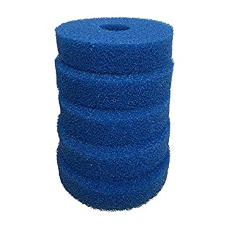 compatible laguna pressure flo 12000/14000 blue filter foam set pond filtration Compatible Laguna Pressure Flo 12000/14000 Blue Filter Foam Set Pond Filtration 51GSdM 2BulRL