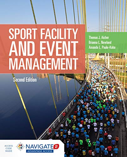 Sport Facility & Event Management
