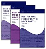 #6: Best of Five MCQs for the MRCP Part 1 Pack (Oxford Specialty Training: Revision Texts)