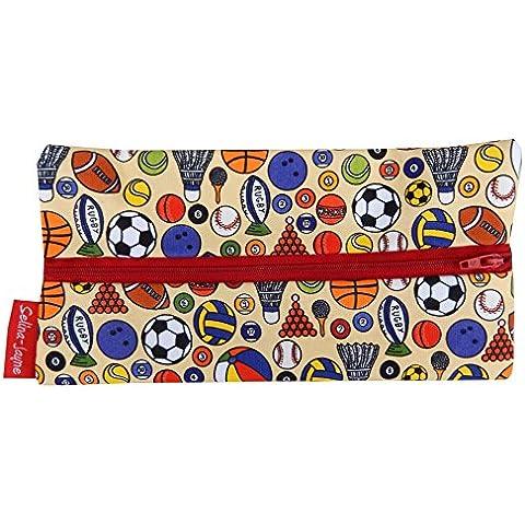 Selina-Jayne deporte pelotas Caja de lápiz diseño de edición limitada
