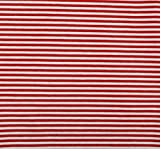 Jerseystoff rot-weiss | 1,60 Meter breit | wird in 0,1