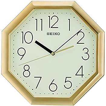 Rhythm Square Basic Wall Clock With Silent Movement In
