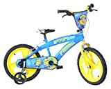 Dino Bikes 165x c-min Minions 40,6cm Fahrrad