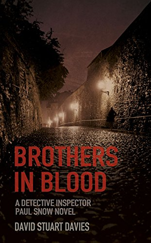 Brothers in Blood (Di Paul Snow 1)