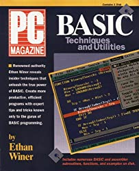 PC Magazine Basic Techniques and Utilities/Book and Disk