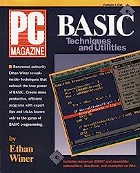PC MAGAZINE BASIC TECHNIQUES & UTILITIES