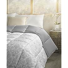 atenas home textile Nórdico Bergen Reversible Damasco/Liso, 300gr/m2 (Duvet Reversible