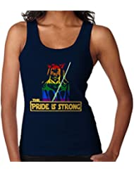Star Wars Jedi Knight Cat The Pride Is Strong Women's Vest