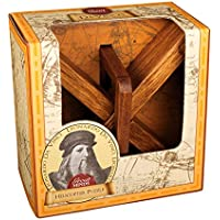 The Great Minds Range Puzzle hélicoptère de Da Vinci