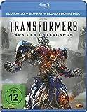 Transformers 4: Ära des Untergangs [3D Blu-ray]