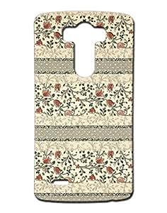 Pickpattern Hard Back Cover for LGG3