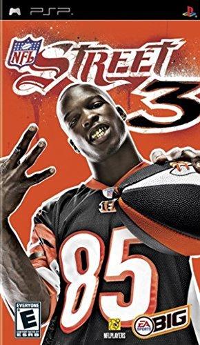 NFL Street 3 - Sony PSP by Electronic Arts