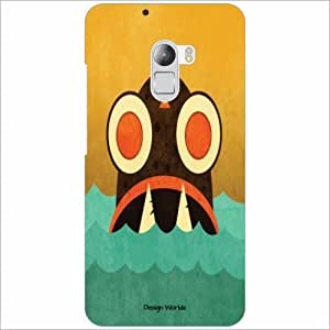 Design Worlds Back Cover Lenovo K4 Note - Phone Cover Multicolor