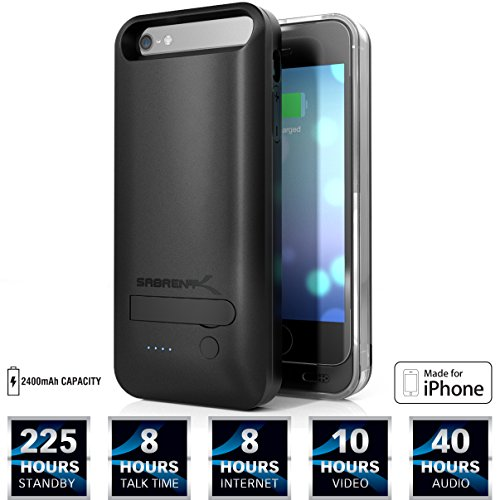 sabrent-2400mah-mfi-apple-certified-premium-rechargeable-extended-battery-case-for-iphone-5s-5-pb-ip