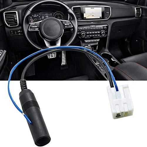 YSHtanj Kfz-Audiokabel für Autoradio und Autoradio, Stereo-Antennenkabel für Toyota 2010-2013 (Stereo-toyota 2011 Corolla)