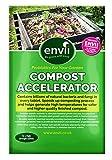 Envii Compost Accelerator - Traitement Bactérien Qui Accélère Le Processus De Décomposition Du Compost – 12 Tablettes