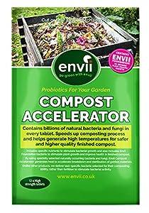compostaje: Envii Compost Accelerator- Envii Acelerador de Compost - Tratamiento Bacteriano ...