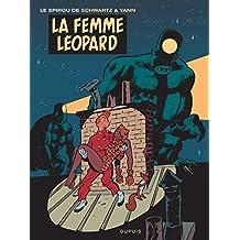 Le Spirou de... (7) : La femme léopard