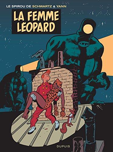 Spirou, Tome 7 : La femme léopard