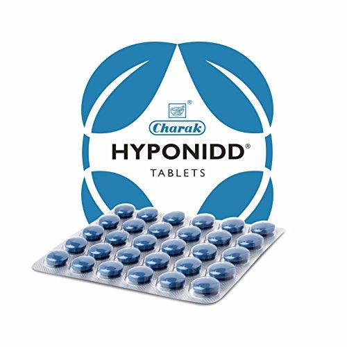 Charak Pharma Hyponidd Tablet - 30 Tablets (Pack of 3)