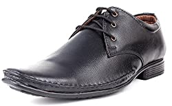 Guava Derby Formal Shoes - Black