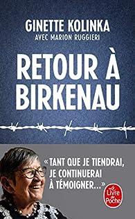 Retour à Birkenau par Kolinka
