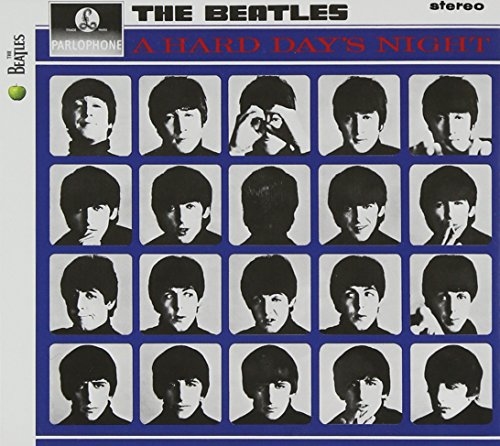 The Beatles: A Hard Days Night (Remastered) (Audio CD)