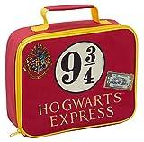Harry Potter Sac à déjeuner Plateforme 9 et 3/4, Red, taille unique...