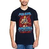 Photo de Maîtres de L'Univers Tee-Shirt Homme He-Man Pose Coton Bleu par Masters of the Universe